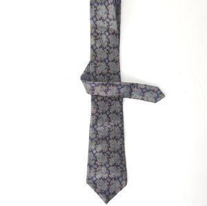 Stafford Executive silk tie paisley
